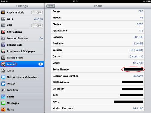 วิธีเช็คประกัน iPad และอุปกรณ์อื่นๆของ Apple [iPad Tips]