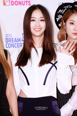 Dasom Dream Concert 2015