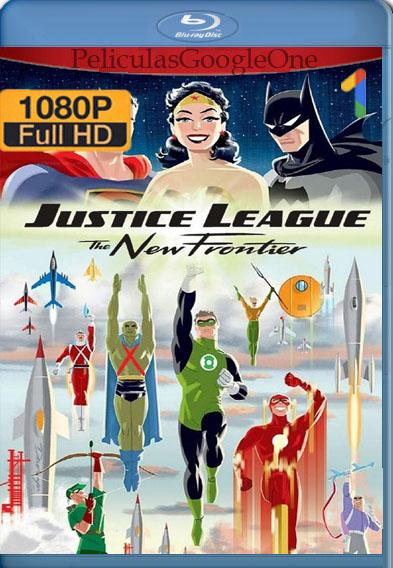 La Liga de la Justicia: La nueva frontera (2018) BRRip [1080p] [Latino-Castellano] [GoogleDrive]