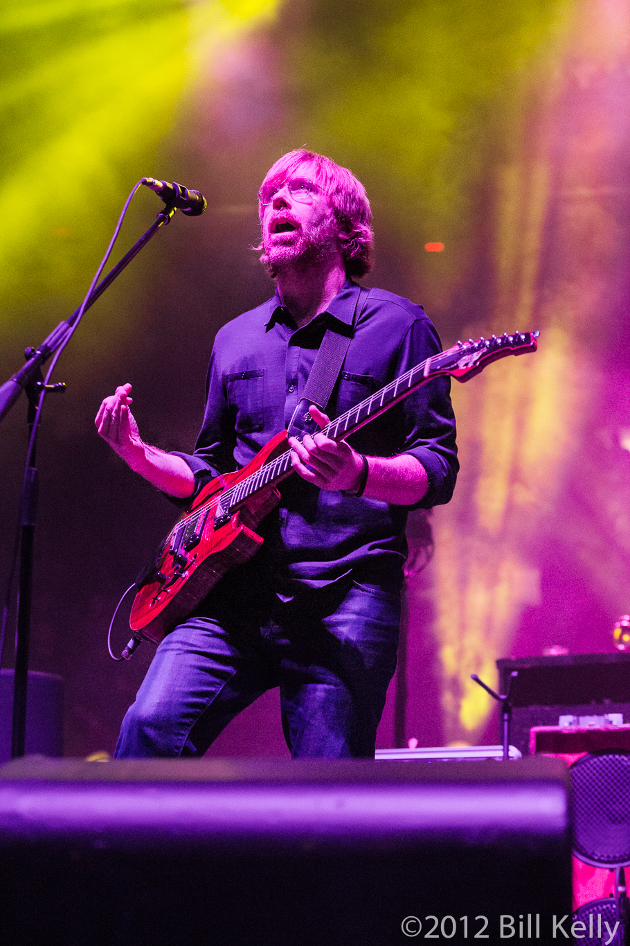 Phish at madison square garden concert photos - Phish madison square garden tickets ...