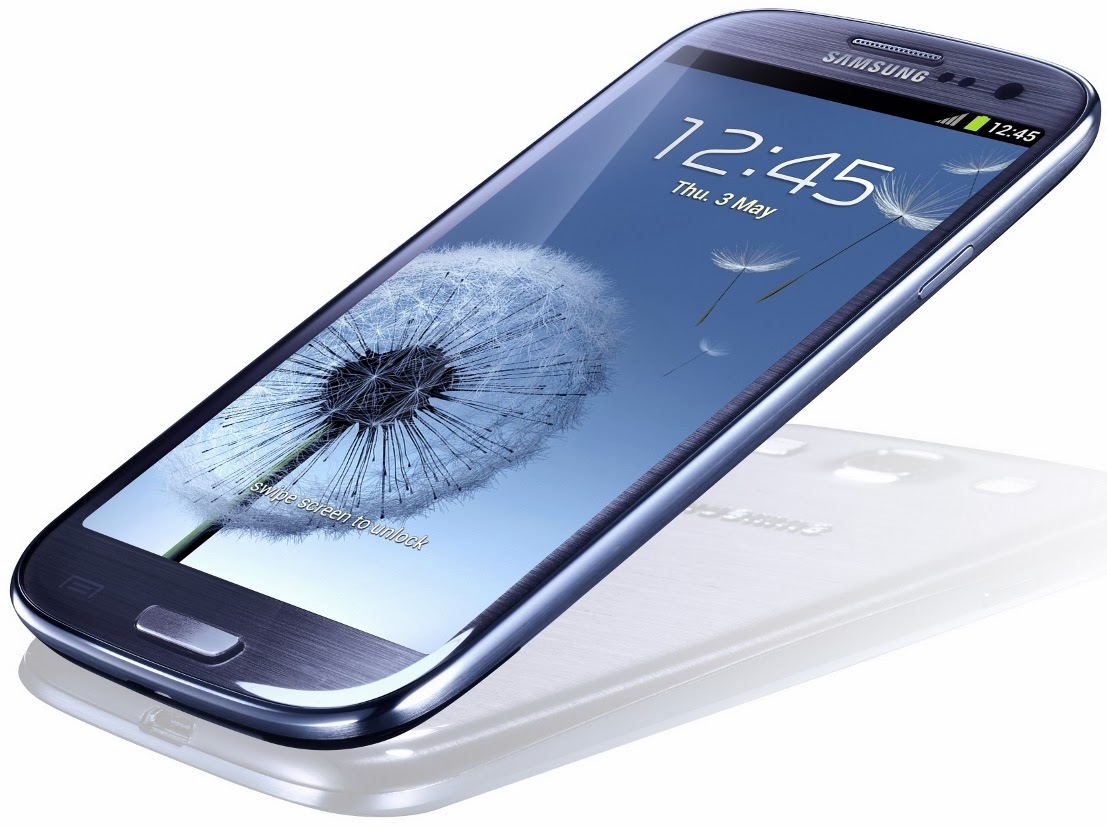 high quality samsung galaxy s3 vector image
