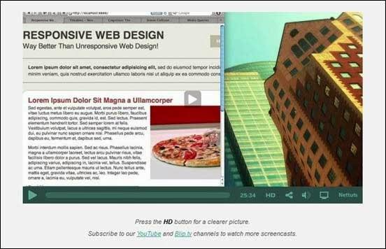 Responsive Web Design: A Visual Guide