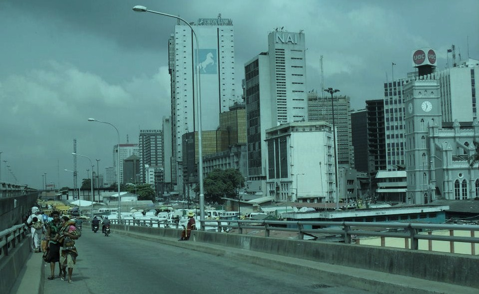 LAGOS and ME - Retrospects on a Metropolitan City.
