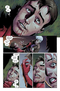 Spider-Man Peter Parker dies, spiderman death, peter parker death