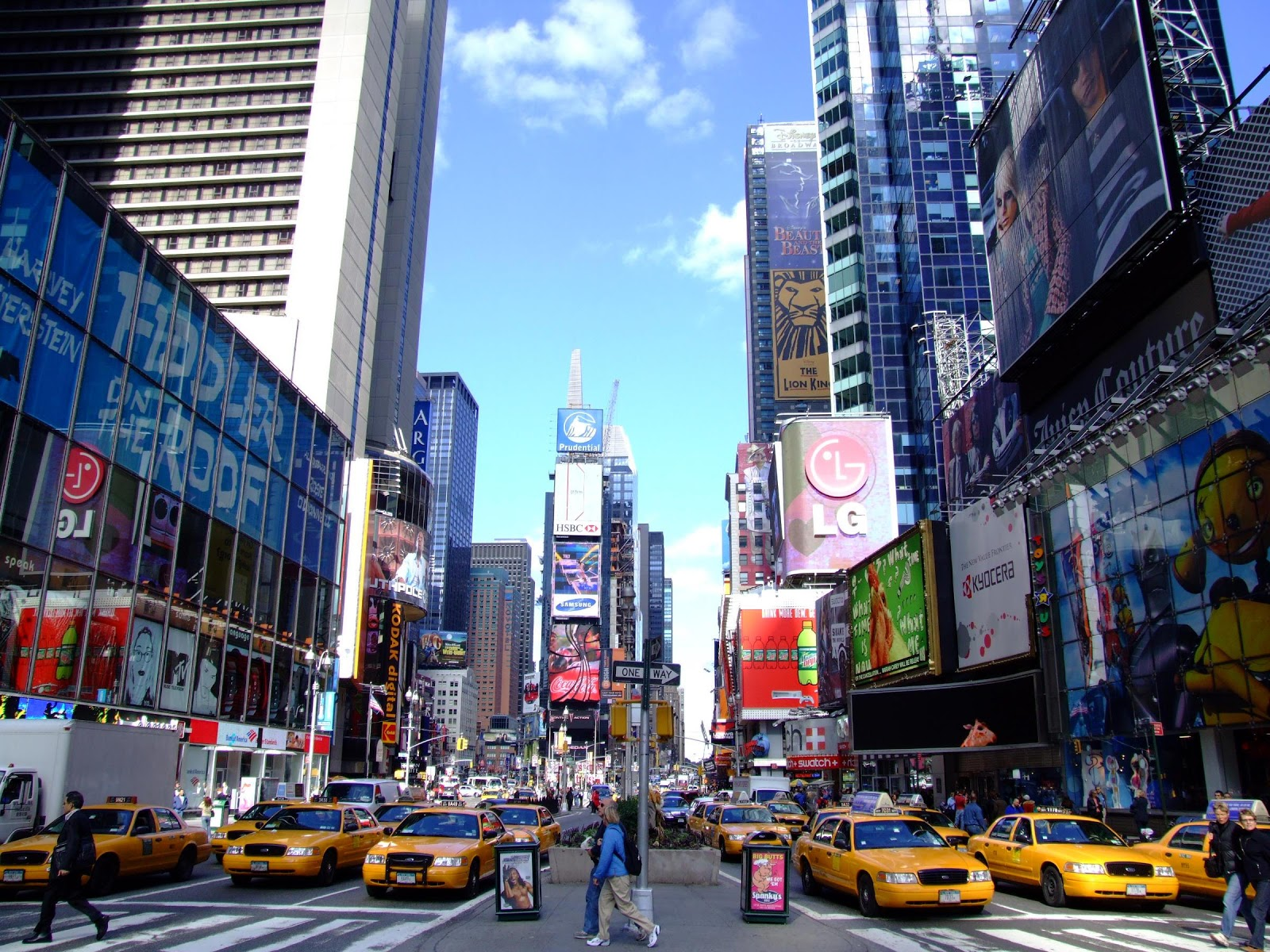 New york city tourist attractions tourist destinations for Attractions new york city