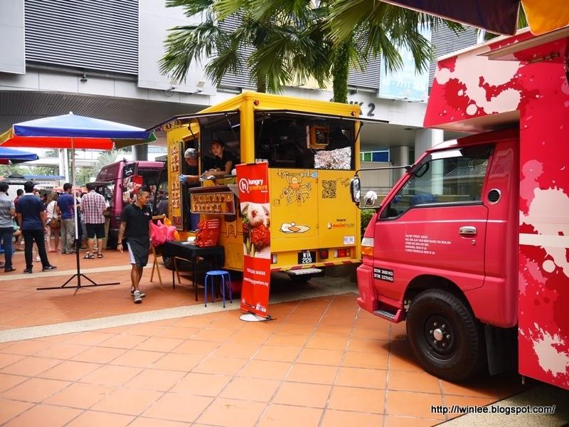 Lwin lee food truck fiesta with hungrygowhere malaysia st