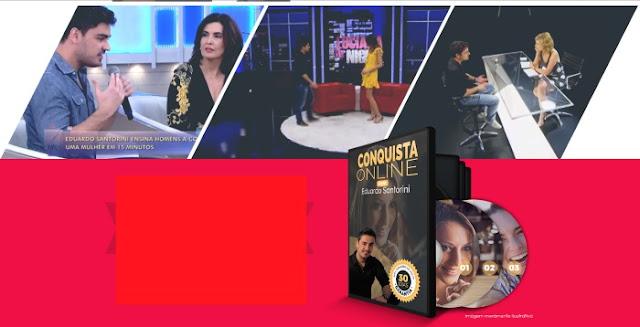Eduardo Santorini em programas de TV