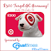 $300 Target Gift Card Giveaway