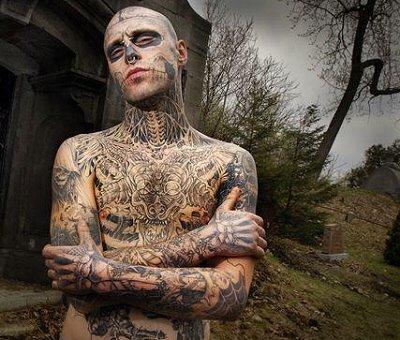Diario de Hades  Zombieboy