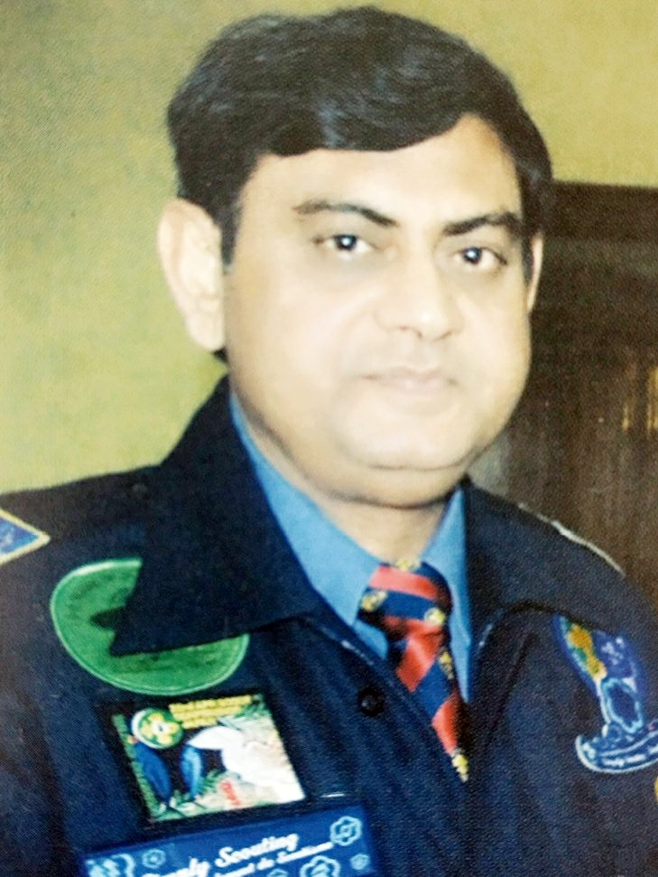 The State Chief Commissioner of Haryana State Bharat Scouts and Guides