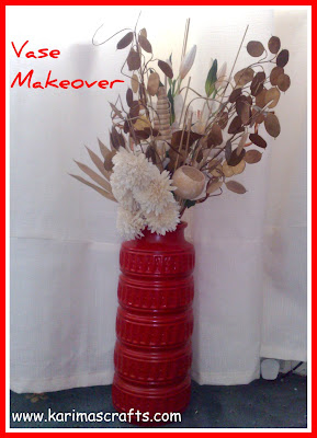 vase makeover spray muslim blog