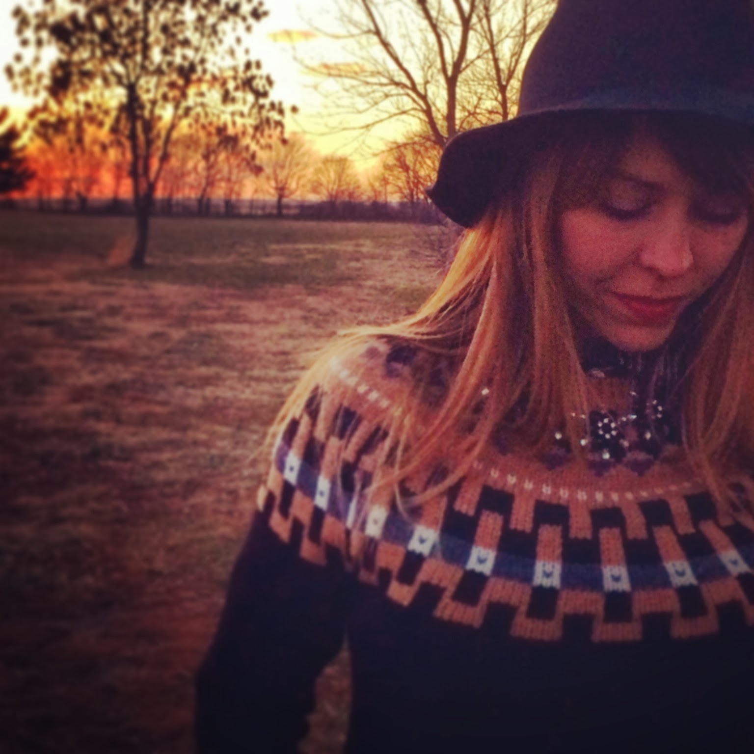 Nebraska, cornfield, Madewell, Topshop, Plaid, Denim, Fashion, Casual, Roots, Sunset, Winter