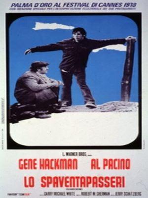 Scarecrow (1973) Gene Hackman, Al Pacino Eng-multisubs