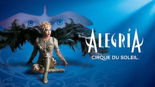 Alegria Cirque du soleil mallorca