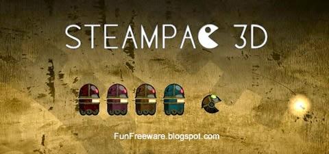 Steampac 3D Image