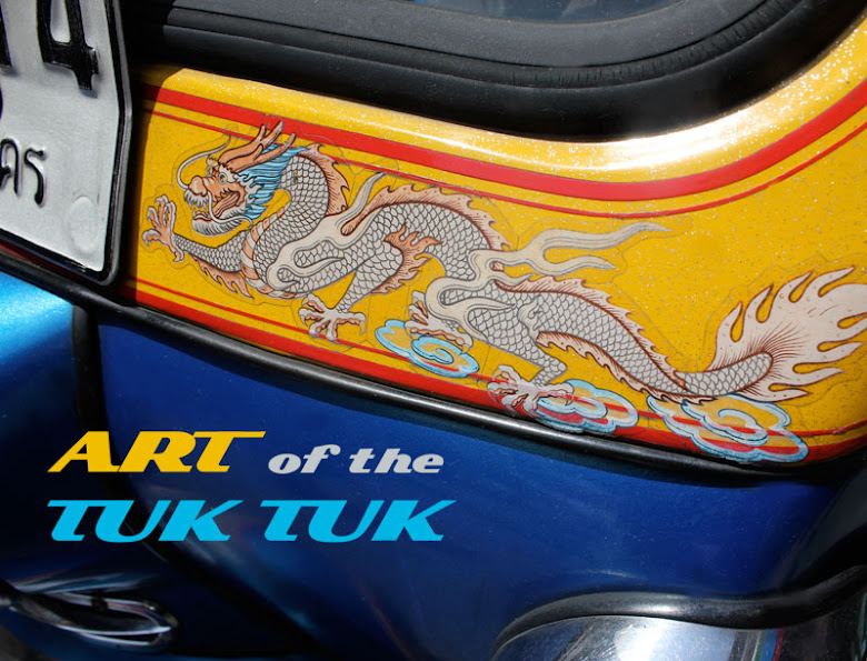 Art of the Tuk Tuk