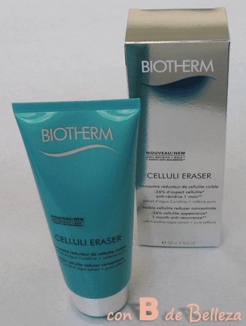 Anticelulítico de Biotherm