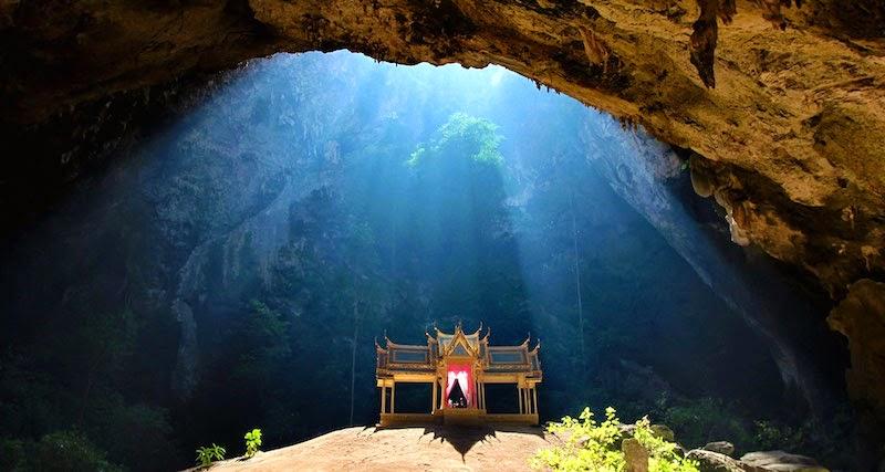 beautiful-cave-Phraya-Nakhon-Cave-Thailand