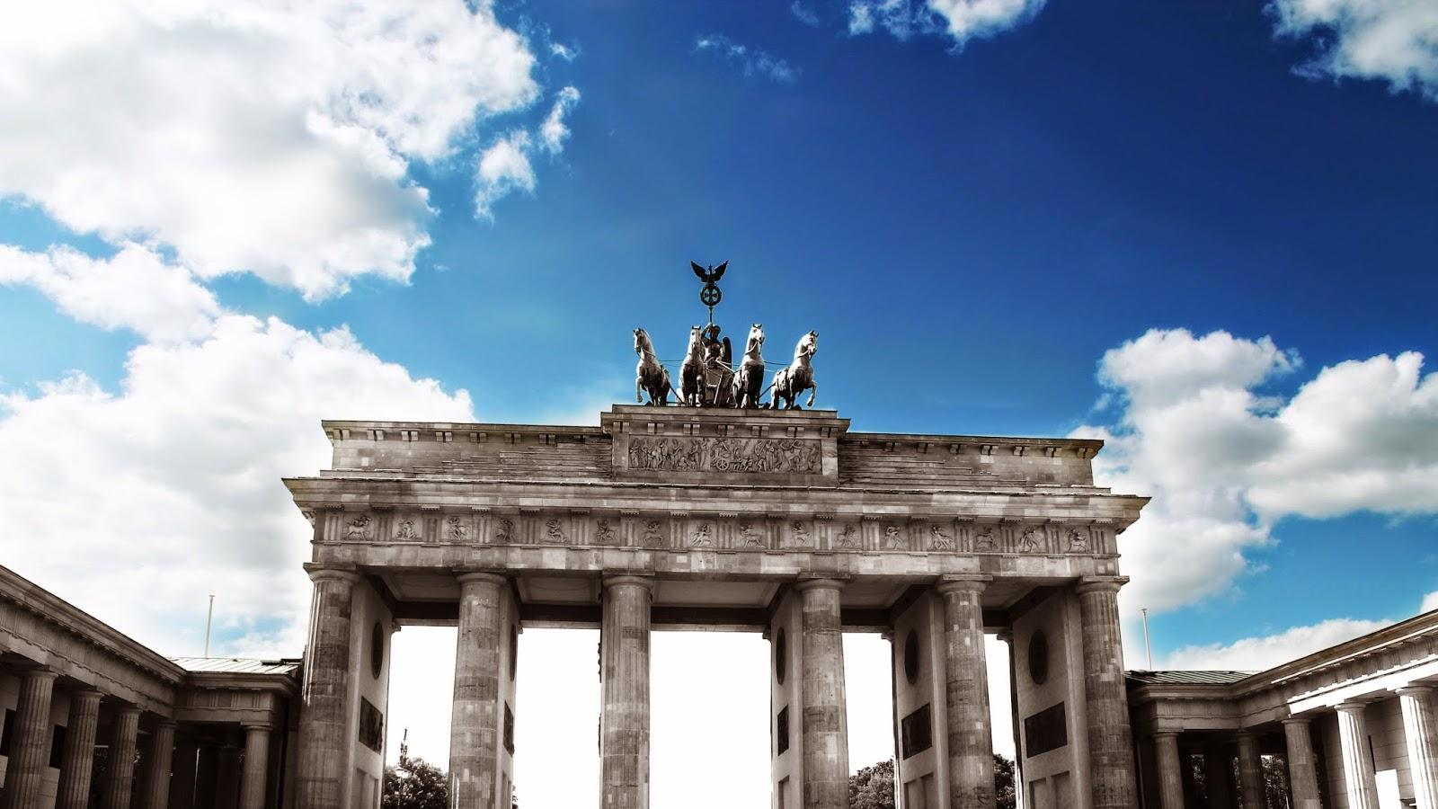 Torre de Brandeburgo en Berlín