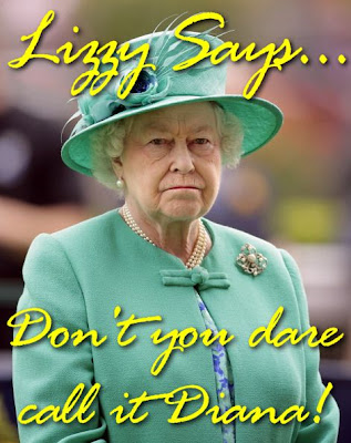 Queen Elizabeth lays down the law
