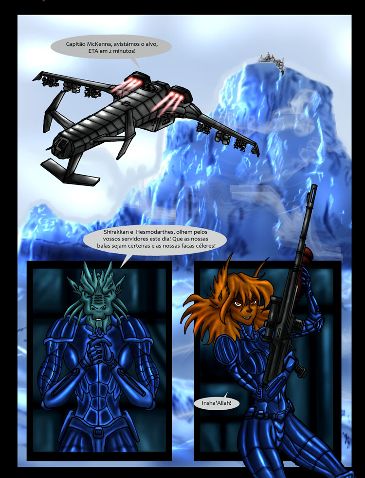 Protector da Fé - Pagina 6
