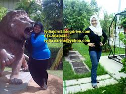 Lydia b4 n after (105kg ke 49 kg)
