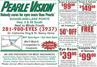 Avail Heavy Discounts on Eyewear with Pearle Vision Coupons 1