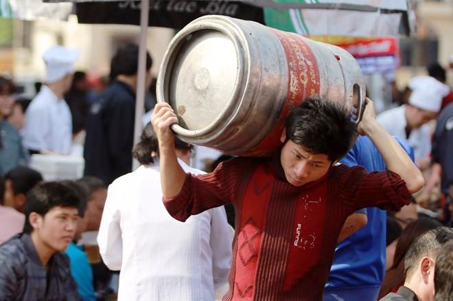 bia hoi beer in hanoi