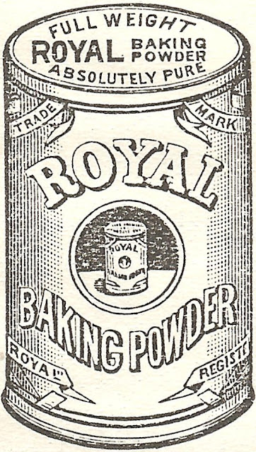 Royalty Free Antique Graphic/Royal Baking Powder Advertisement/printable clip art/via knickoftimeinteriors.blogspot.com