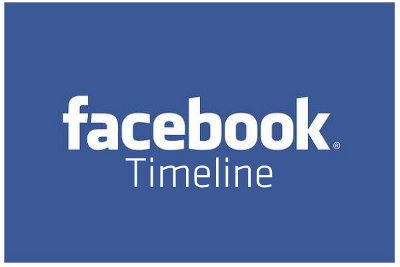 timeline facebook logo pic