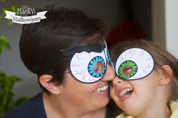 Descarga gratis máscaras de Halloween
