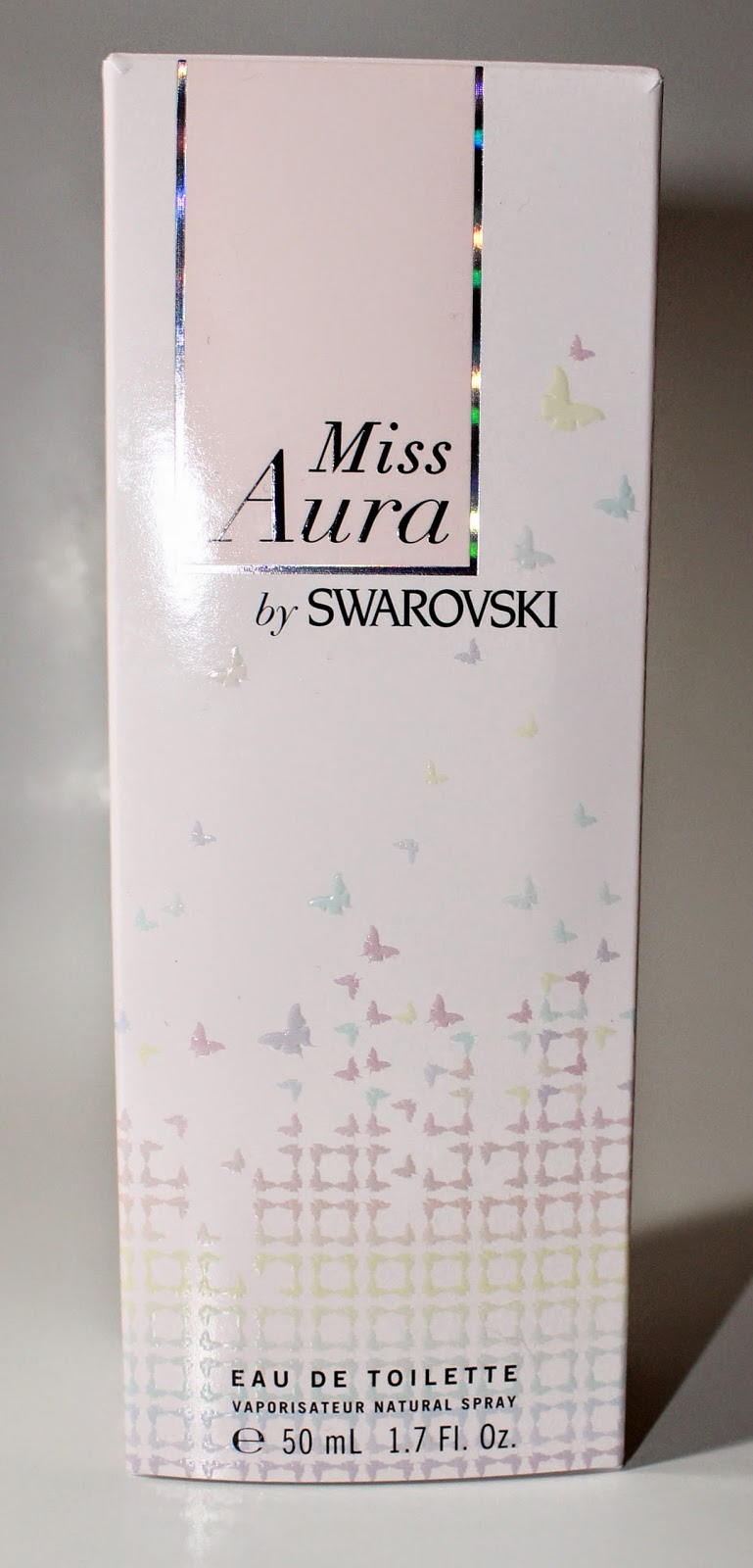 Swarovski Miss Aura EDT Box