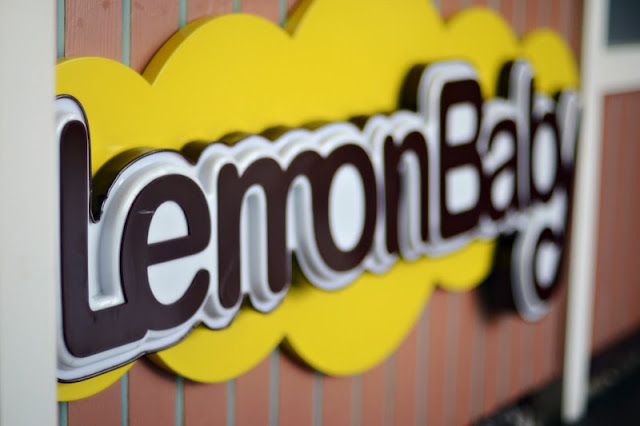 Lemon Baby Milk Tea Shop Macapagal
