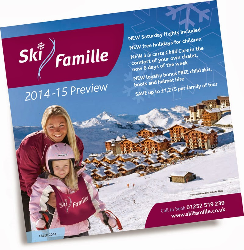 Ski Famille preview brochure