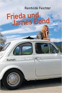 Frieda und James Bond von Reinhilde Feichter