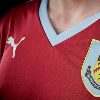 Jersey Burnley FC  2015/2016