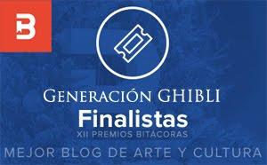 Blog finalista Bitácoras 2016