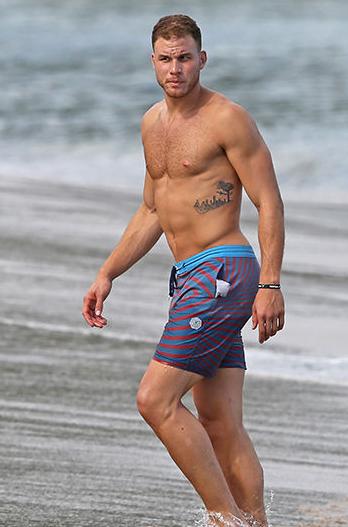 Blake Griffin Tattoo