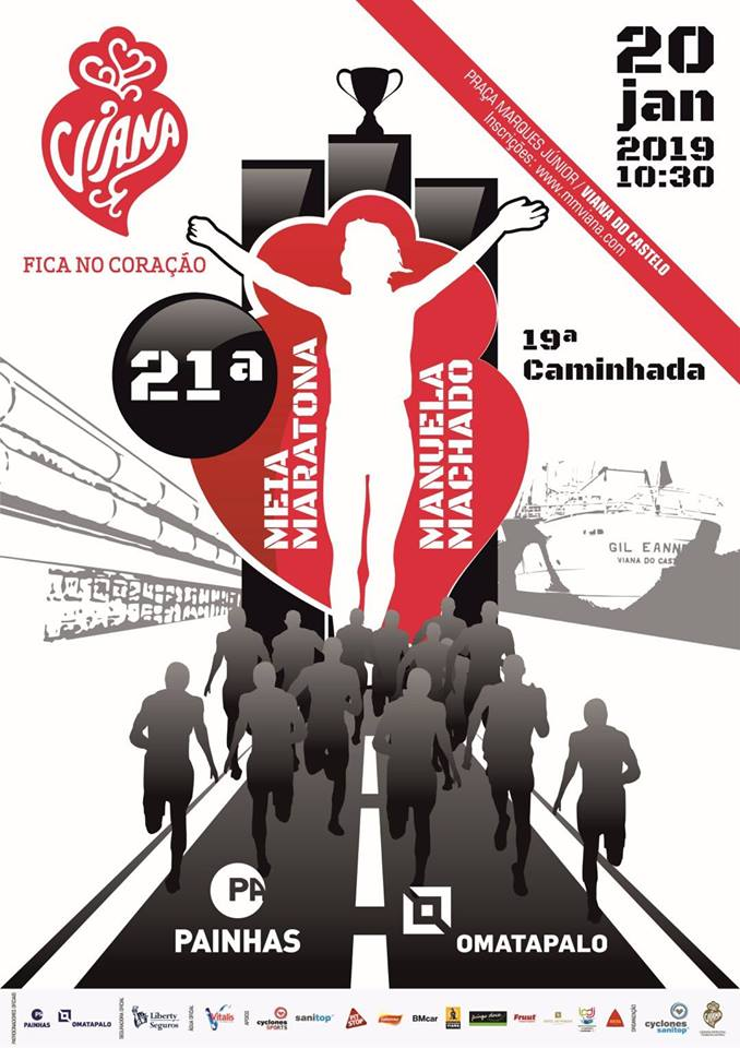 Meia Maratona Viana 2019