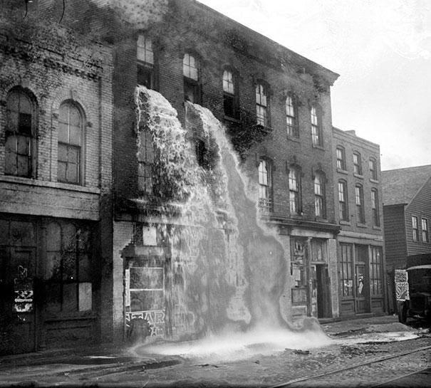 Históricas fotografías a blanco y negro.Parte Tres