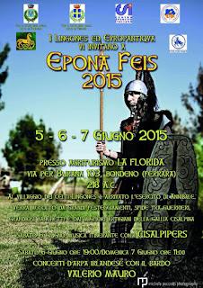 Locandina Epona Feis 2015