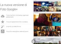 Google+ effetti automatici alle foto