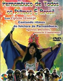 Adquira o novo CD e DVD da cantora Cylene Araújo