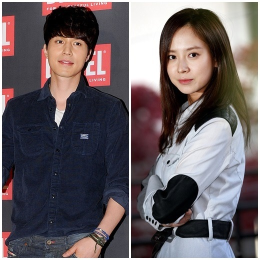 lee dong wook and song ji hyo relationship status
