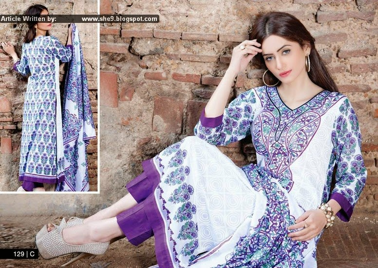 Sitara Universal Designer Lawn Collection 2015