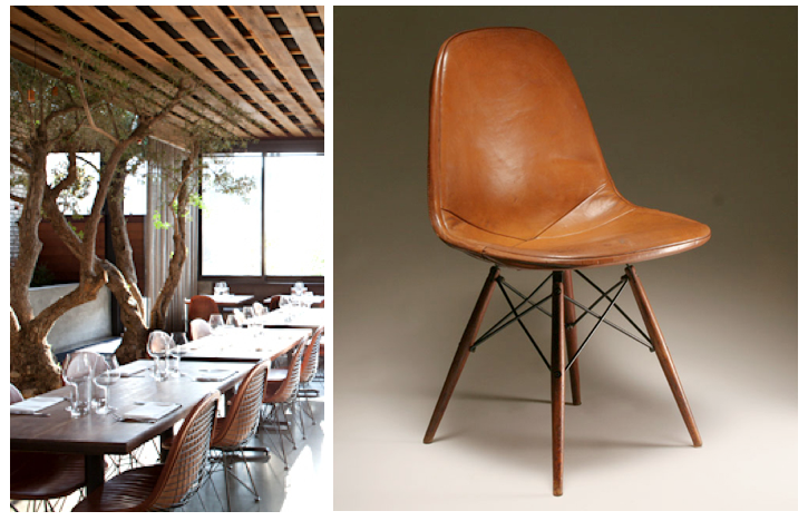 Eames Chair Leather plain leather eames chair and more on c h a i r s decorating ideas
