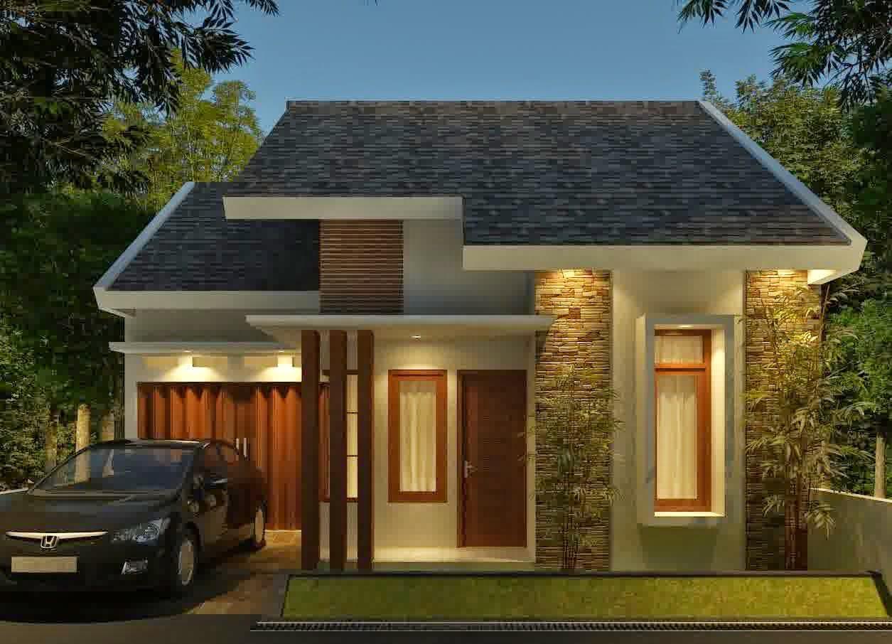 Desain Rumah Minimalis 1 Lantai Terbaru Dan Terpopuler Desain
