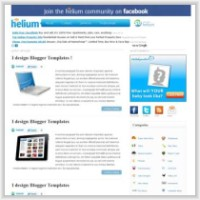 helium free blogger template