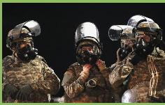 Despliegan más de 2.000 militares en Ferguson mientras continúan las protestas por caso Brown