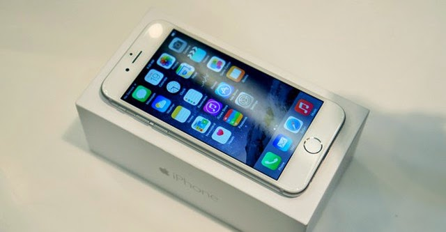 iPhone 6 khóa mạng giá từ 14 triệu ồ ạt về Việt Nam